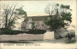 Rudyard Kipling's House, Sussex, England