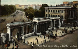 Hyde Park Corner Showing East Terrace Road