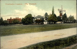 Wimbledon Common, The Windmill