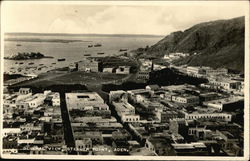 General View of Steamer Point, Aden