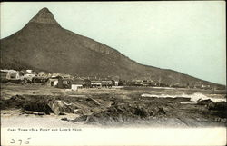 Sea Point and Lion's Head