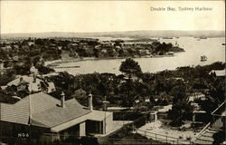 Double Bay, Sydney Harbour