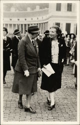 Lady Baden Powell - October 1946