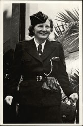 H.M. Koningin Juliana - Girl Guide Unifrom