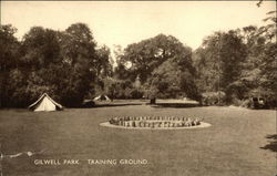 Training Ground, Gilwell Park