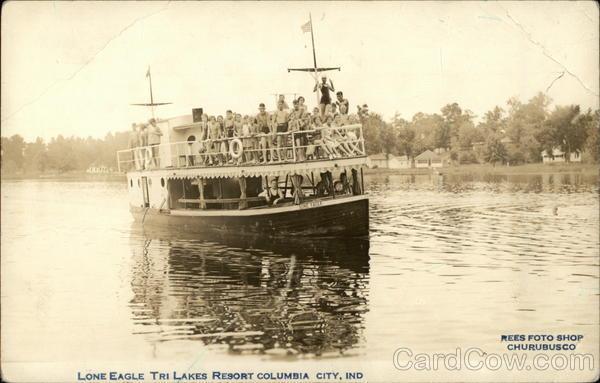 Lone Eagle Tri Lakes Resort Columbia City Indiana