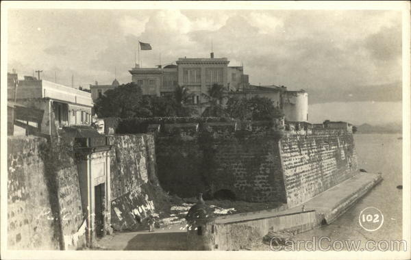 Spanish Fort, US - Puerto Rico? Buildings