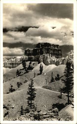 Bryce Temple Postcard