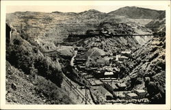 Bingham Canyon Postcard