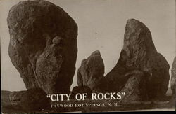 """City of Rocks"""