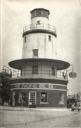 The Pacific Oil Co. Lighthouse