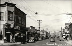 Street View of Crescent City, California