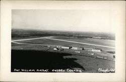 View Of Fort William Airport