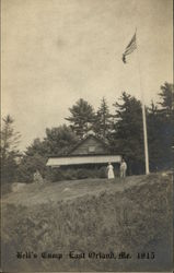 Bell's Camp: 1915
