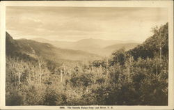 Scenic View of the Osceola Range Postcard