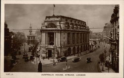Australia House on the Strand Postcard