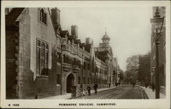 Street View of Pembroke College
