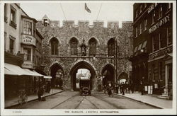 The Bargate (South) Postcard