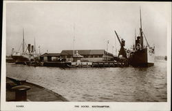The Docks Postcard
