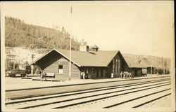 Lake Louise Railroad Station