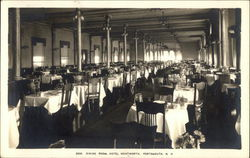 Dining Room, Hotel Wentworth