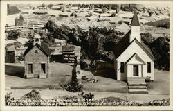 Country Church and School, Midget City