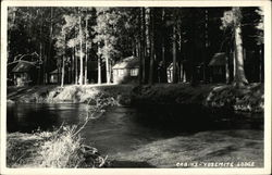 Cabins, Yosemite Lodge