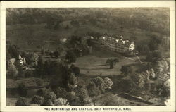 Bird's Eye View of The Northfield and Chateau
