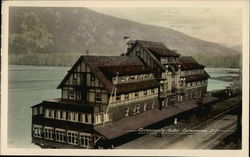Water View of Sicamous Hotel