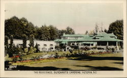 The Residence, Butchart's Gardens