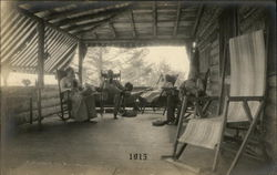 Bell's Camp in 1915