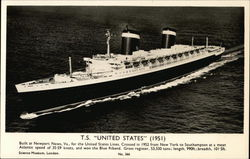 T. S. United States (1951)