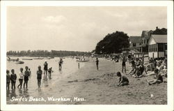 Bathers at Swift's Beach