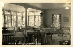 Lake Crescent Lodge - Dining Room