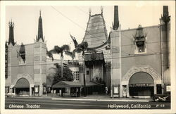 Street View of Chinese Theater