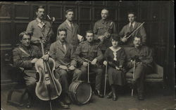 Portrait of Band