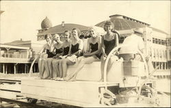 Bathing Beauties, Salt Air Beach