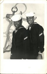 Two U.S. Sailors