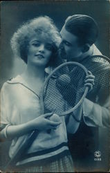 The Tennis Couple