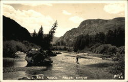 Williams Ranch in Poudre Canyon