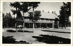 Redfish Lake Lodge - Main Building