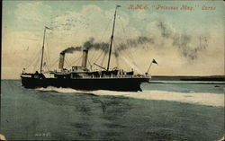 "RMS ""Princess May"""