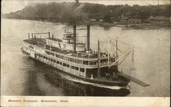 Steamer Dubuque
