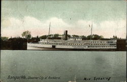 Steamer City of Rockland