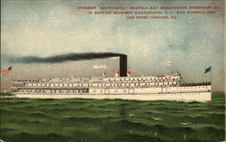 Steamer Southland, Norfolk & Washington Steamboat Co.