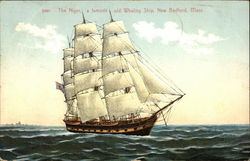 The Niger, A Famous Whaling Ship