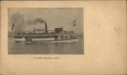 Steamer Armenia White