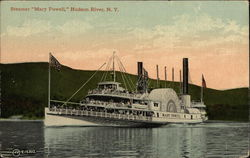 "Steamer ""Mary Powell"""