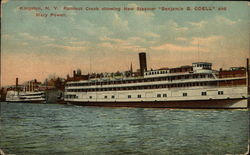 New Steamer Benjamin B. Odell and Mary Powell