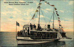 "Glass Bottom Boat ""Empress"""
